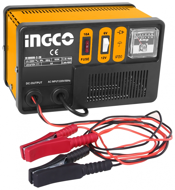 Ing Cb1501 Ingco Battery Charger